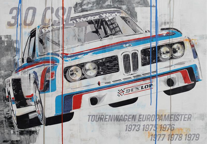BMW 3.0 CSL Tourenwagen