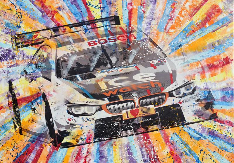 Marco Wittmann DTM 2014 BMW