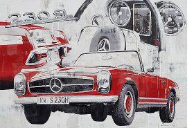 Pagode Mercedes 230 SL