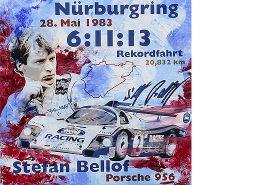 Stefan Bellof Nürburgring 1983 Porsche