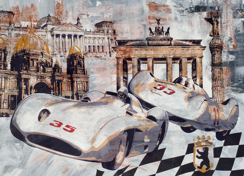 Avus Berlin 1930