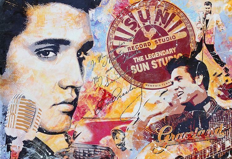 Elvis King of Rock 'n' Roll