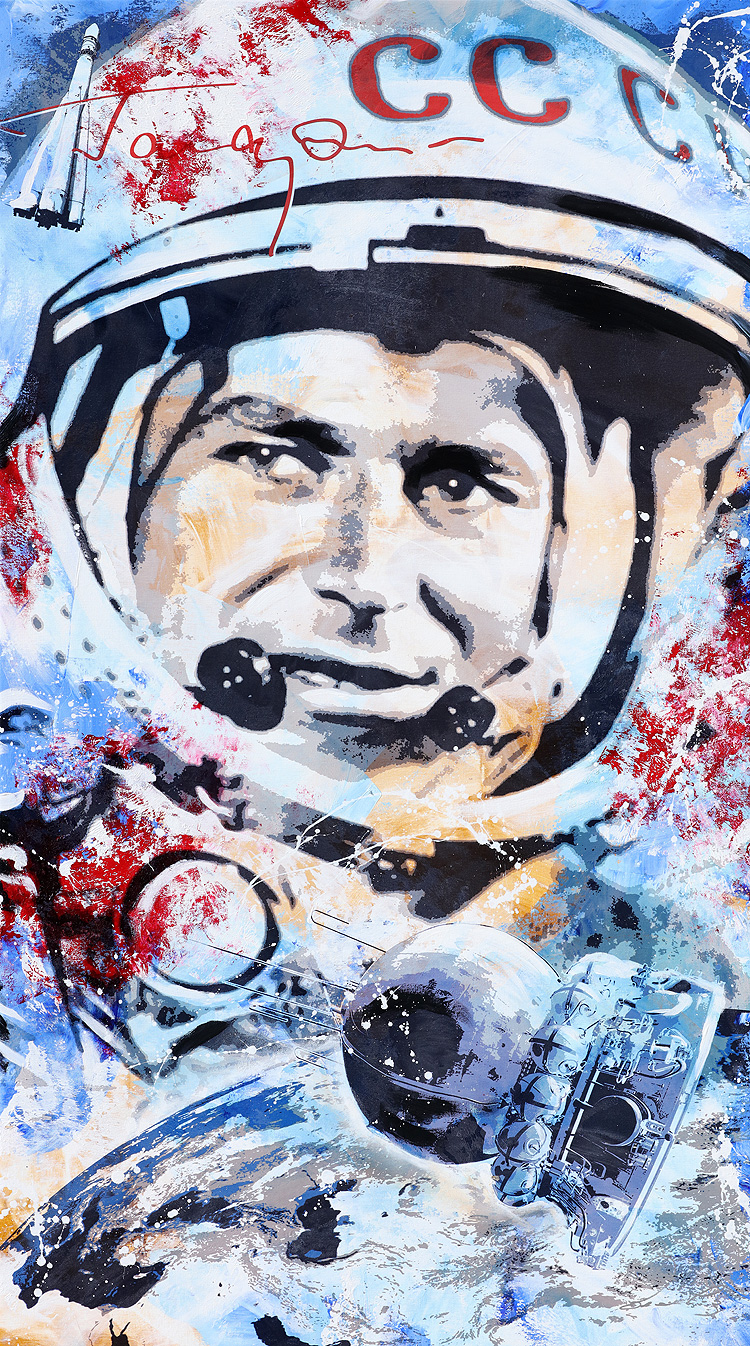 Juri Alexejewitsch Gagarin