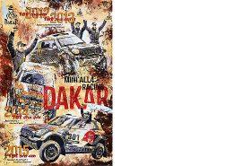 Rallye Dakar Mini Cooper
