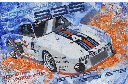 Sportwagenweltmeister Porsche 935