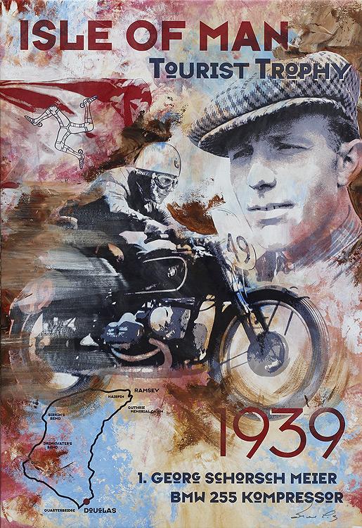 Schorsch Meier Tourist Trophy 1939 BMW