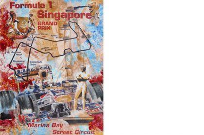 Grand Prix Singapur Formel 1