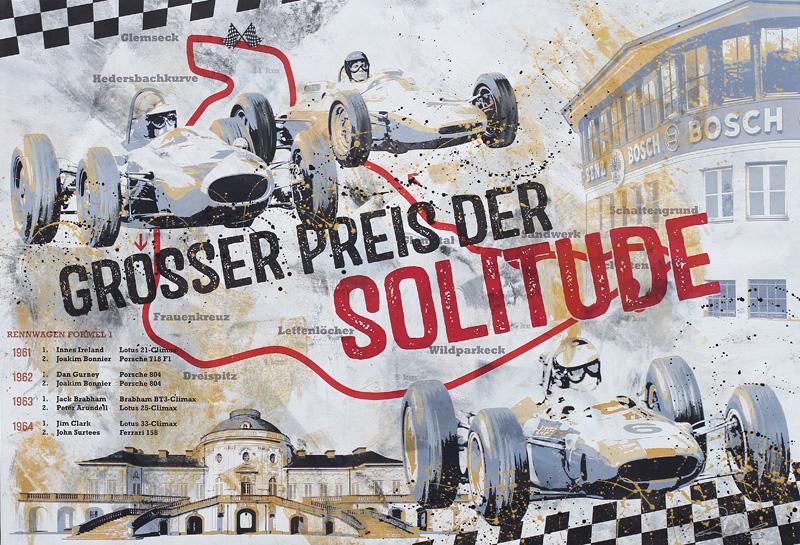 Großer Preis der Solitude Formel 1 1961-1964