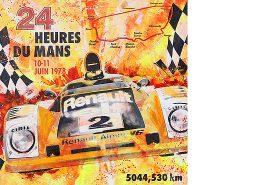 Jean-Pierre Jaussaud Le Mans 1978 Renault