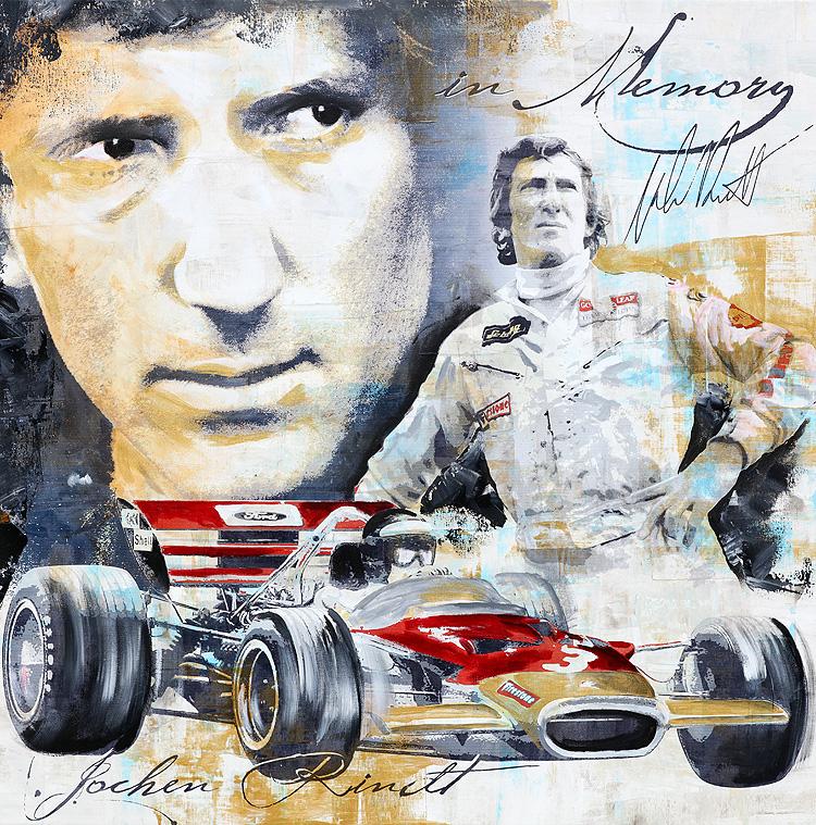 Jochen Rindt Formel 1 Lotus