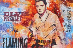 Flaming Star Elvis Presley