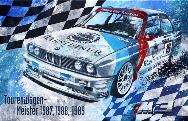 BMW E30 – M3